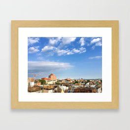 Welcome to BOHtimore, Hon! Framed Art Print