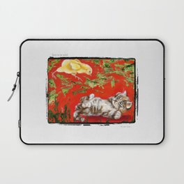 Born to be wild! Laptop Sleeve