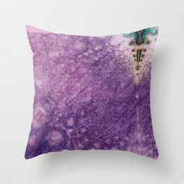 Dazzler Throw Pillow