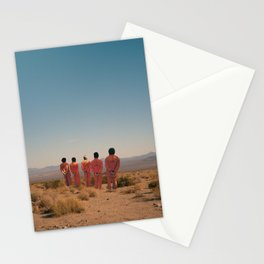 We Wont Let Them Jump Again Stationery Cards
