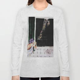 I've been waiting for you, Paris! Long Sleeve T-shirt