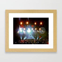 30 Second Countdown Framed Art Print