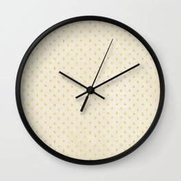 Wizard Houses Wall Clock