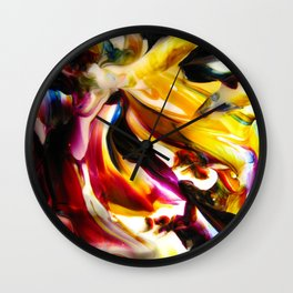 Hyle Wall Clock
