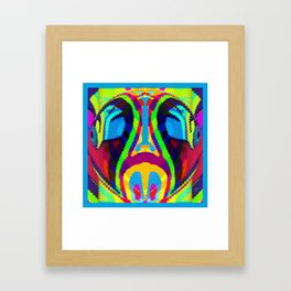 Gettin' Jiggy Framed Art Print