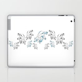 Polar bear population Laptop & iPad Skin