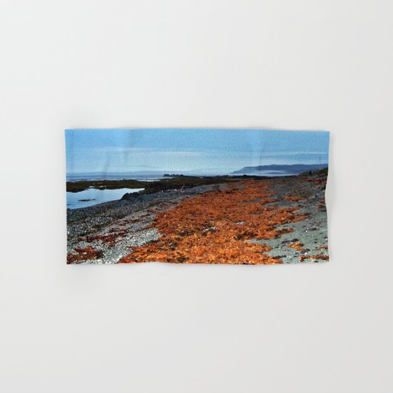 Seaweed Beach Hand & Bath Towel