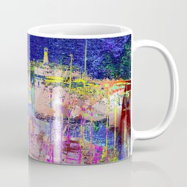 harbour lights Coffee Mug