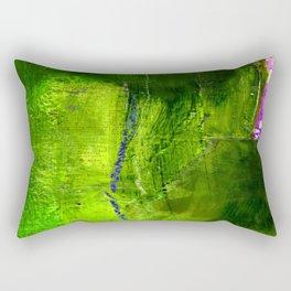 Into The Blue No.3k by Kathy Morton Stanion Rectangular Pillow