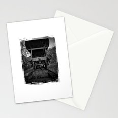 Old Railway Wagon Stationery Cards