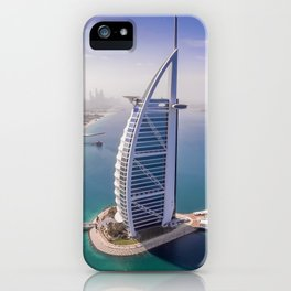 Burj A Arab iPhone Case