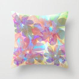 Nature 5 Throw Pillow