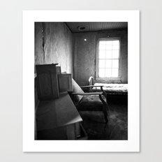 Solitude Chair Canvas Print