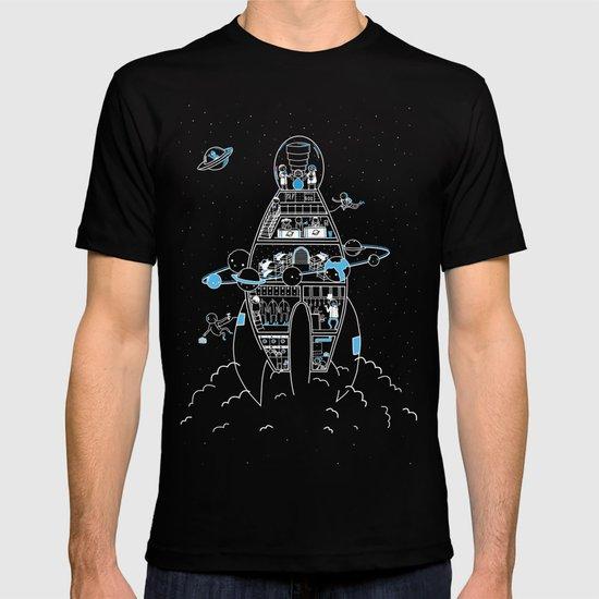 Interstellar Travels T-shirt