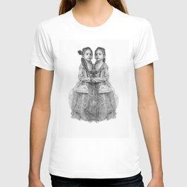 Sisters Twins T-shirt