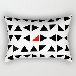 your way Rectangular Pillow