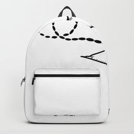 Away I Go Backpack