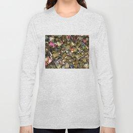Love Padlocks Long Sleeve T-shirt