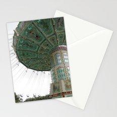 Jardin d'Acclimatation Ride, Paris Stationery Cards