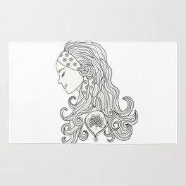 Celtic Woman Rug