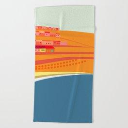 Rosarito Seashore Beach Towel