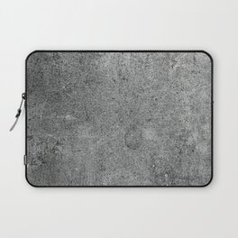 Old Leather Book Cover Lichen Laptop Sleeve