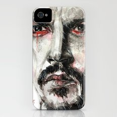 Johnny Depp iPhone (4, 4s) Slim Case