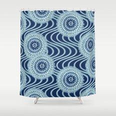 Kiku Shower Curtain