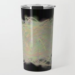 Electric Yarn Ball Travel Mug