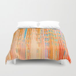 Abstract Linear Architecture Duvet Cover