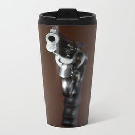 Smith & Wesson 628 Metal Travel Mug