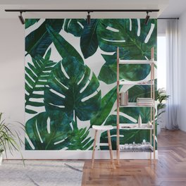 Perceptive Dream || #society6 #tropical #buyart Wall Mural