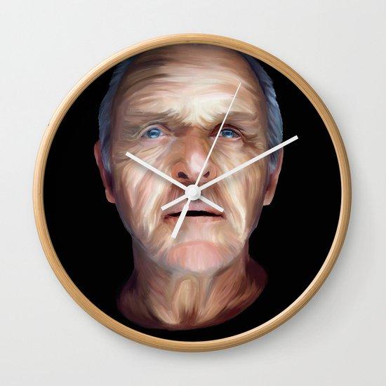 Anthony Hopkins Wall Clock