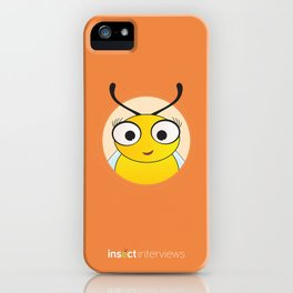 Becky the Bee iPhone Case