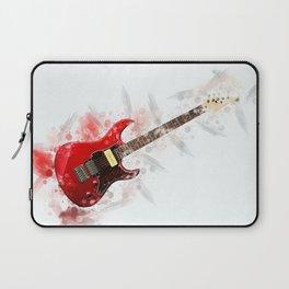 Electric Guitar Art Laptop Sleeve