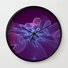Deep Purple Tweeker Wall Clock