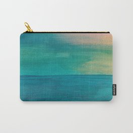 Ocean Sunrise Series, 3 Carry-All Pouch