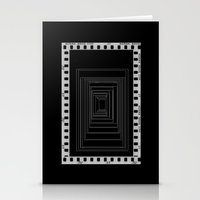 noir Stationery Cards featuring Noir by My own little world