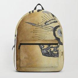 misterio visual 4: gu-eye-dence Backpack