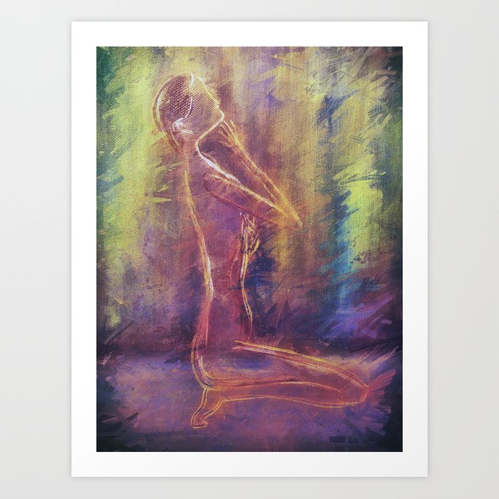 To Dream Art Print