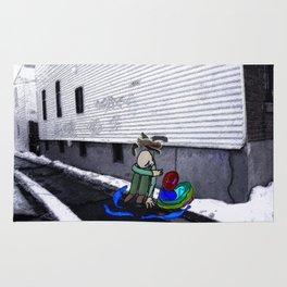 Corner Alley Rug