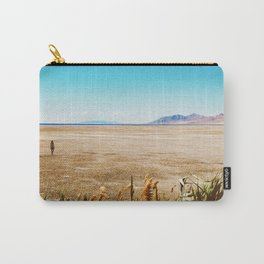 ALONG THE FLATS Carry-All Pouch