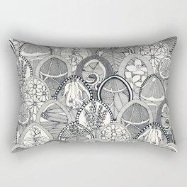 aromatherapy mono Rectangular Pillow