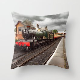 The 7812 Loco Throw Pillow