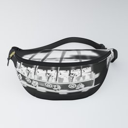 BASS GLOW Fanny Pack