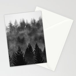 Charcoal Forest Fog - 26/365 Stationery Cards
