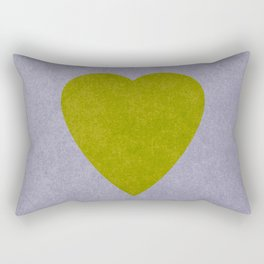 I Love you IX Rectangular Pillow