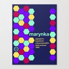marynka single hop Canvas Print