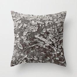 Glass Throw Pillow