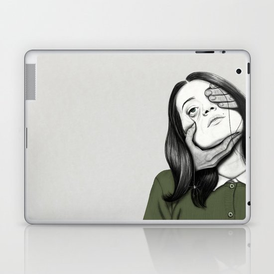 My Little Eye Laptop & iPad Skin